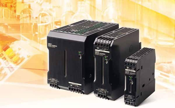 Image of Omron's S8VK Power Supplies