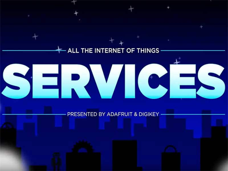 All the Internet of Things -Services
